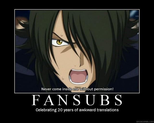 Fansubs 02
