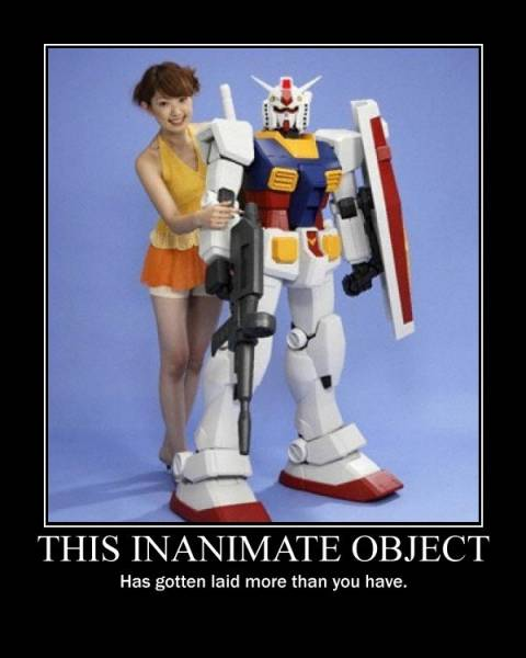 1/12-Scale Gundam