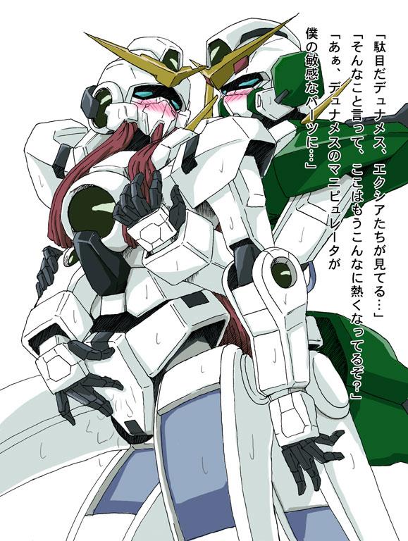 Gundam's Embrace