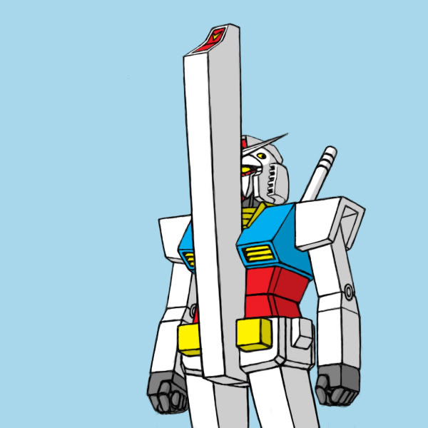 Morning Gundam