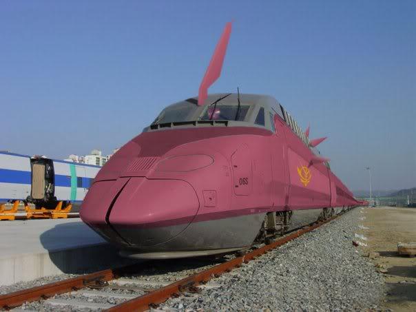 Char's Train