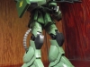 Zaku on the Shelf