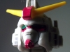 Gundam Head, Close Up